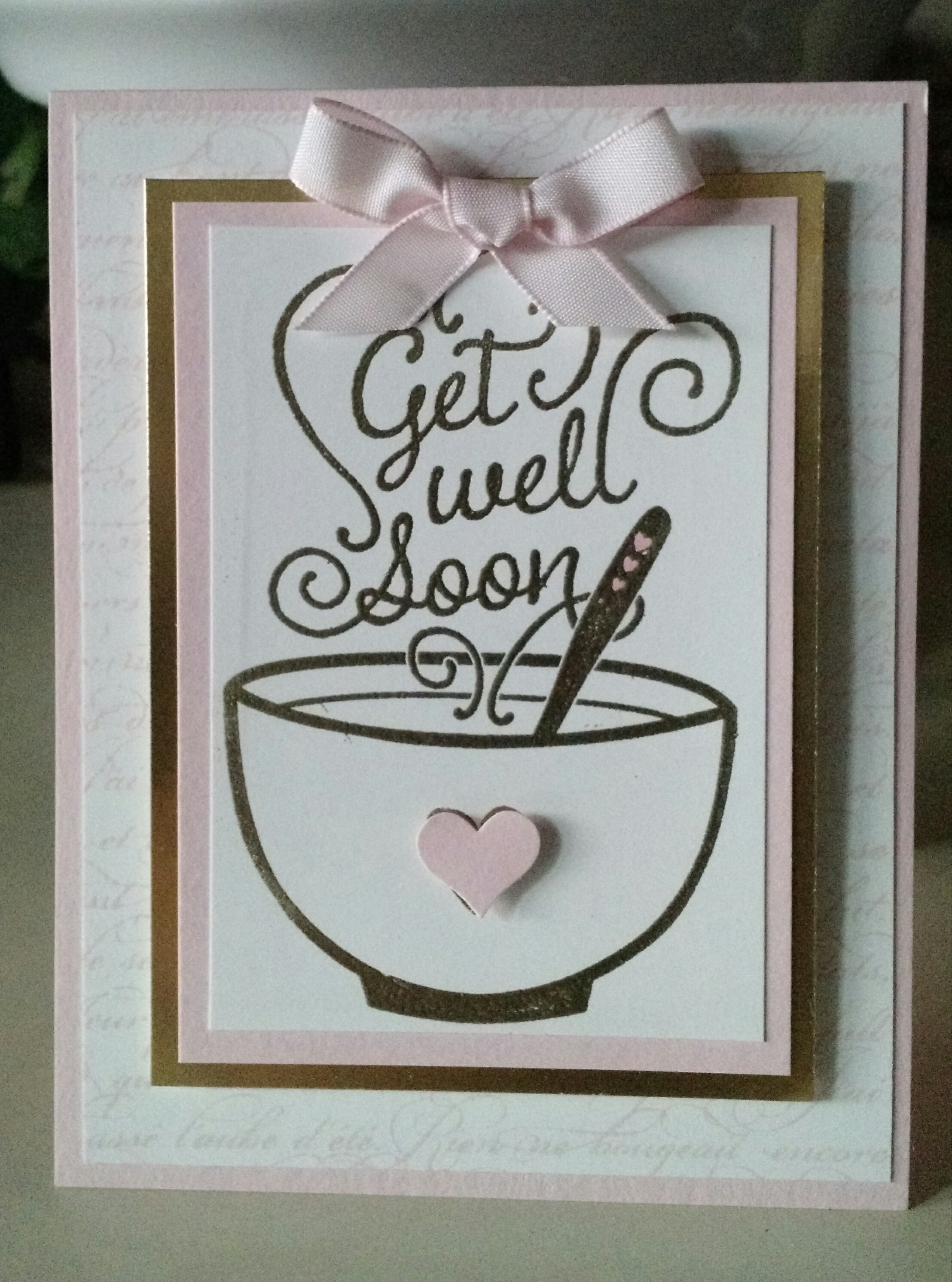 Get Well Cards Stampingpeace